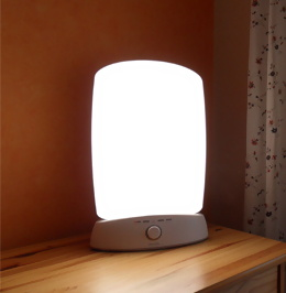 Philips Lichttherapie Lampe